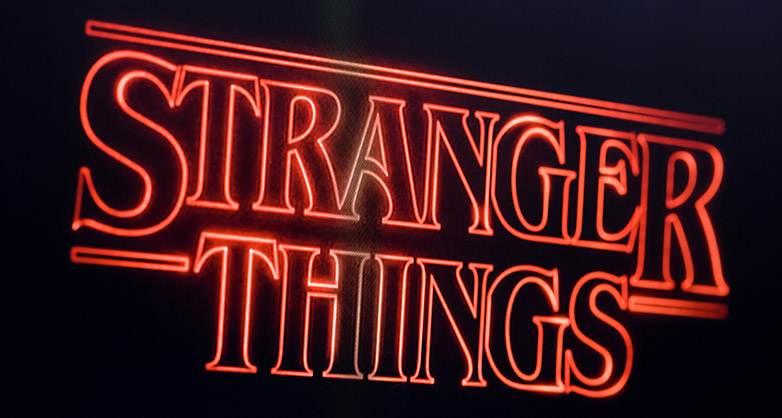 Watch Stranger Things on Netflix using PlayOn and Sky Muster